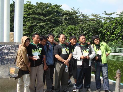 Temu Blogger - Amprokan Blogger Bekasi 2010