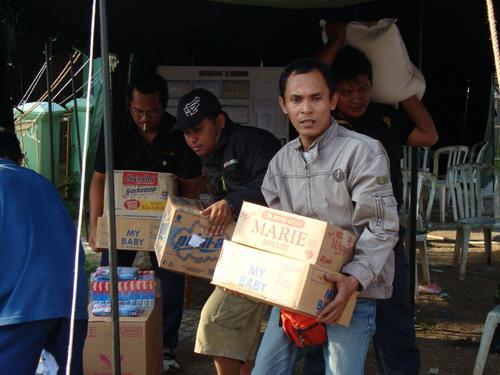 Bakti Sosial - Posko Banjir Karawang