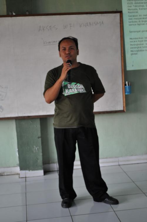 Workshop Blogging