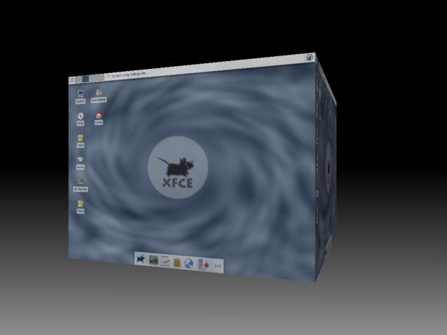 Compiz Fussion on Slackware