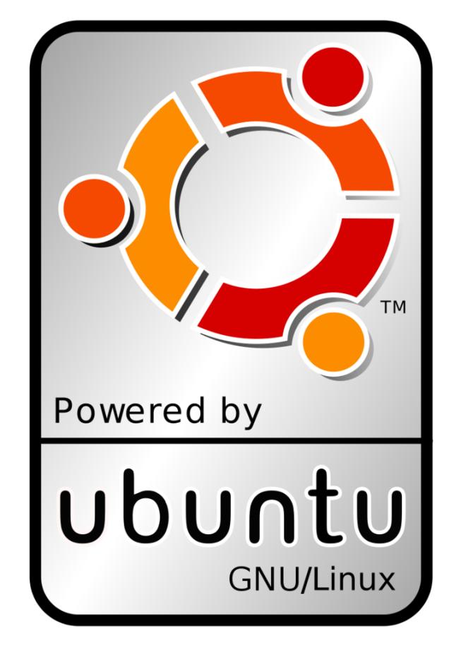 Powered By Ubuntu