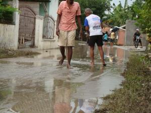 Yang Tersisa dari Banjir Karawang