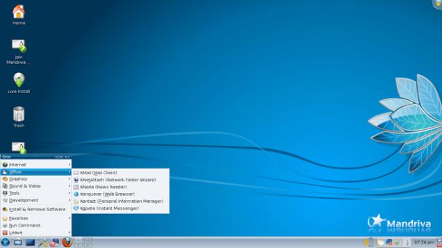 Mandriva Linux One 2010