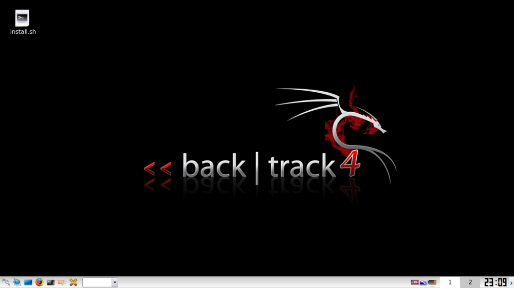 Backtrack Distro Linux Special Untuk Hacking (2/3)