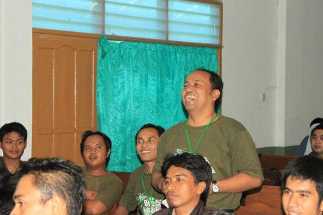 Seminar bersama Onno W. Purbo
