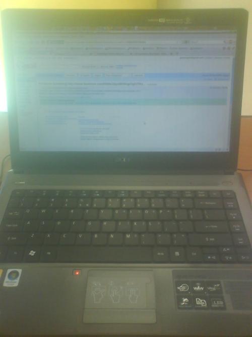 touchpad pada ubuntu