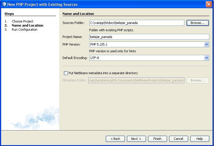 Belajar Panada PHP Framework Bagian 1 (3/6)