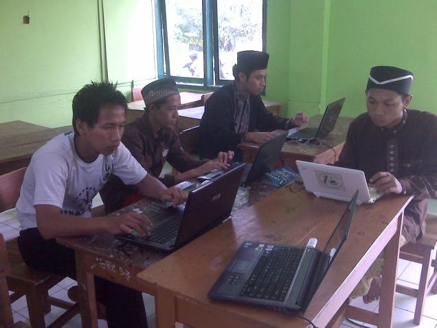 Suasana Pelatihan PHP