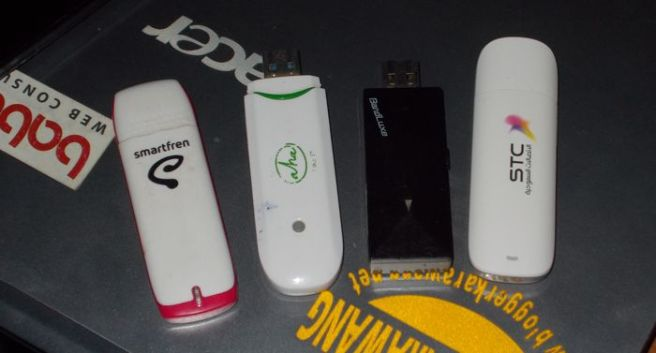 modem usb linux