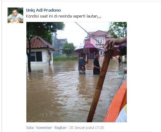 Info Banjir Karawang 2014 (5/5)