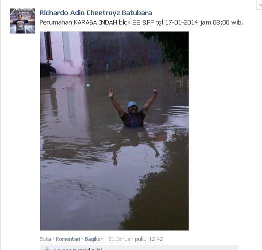 Info Banjir Karawang 2014 (1/5)