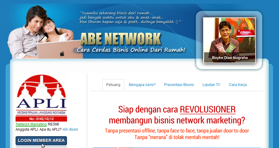 Peluang Bisnis Online di Indonesia (2/2)