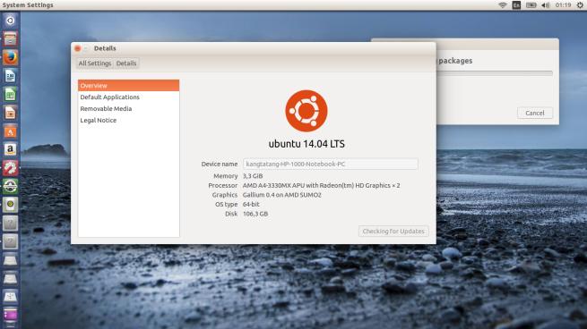 tampilan ubuntu 14.04