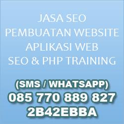 Jasa SEO|Private SEO | Jasa pembuatan Aplikasi web